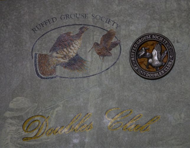 Ruffed Grouse Society - Doubles Club